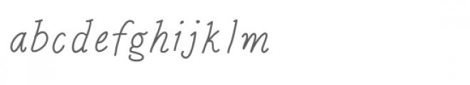 jw fancy grocery list italic font Font LOWERCASE