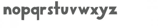 jw space alphabet font Font LOWERCASE