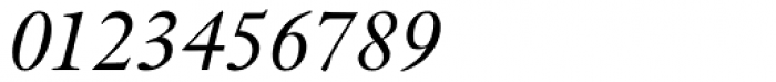 JY Rebeca New Italic Font OTHER CHARS