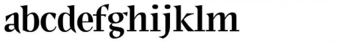 JY Shapa Bold Font LOWERCASE