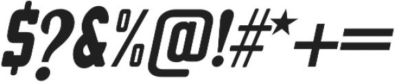 K.O. Activista* otf (400) Font OTHER CHARS