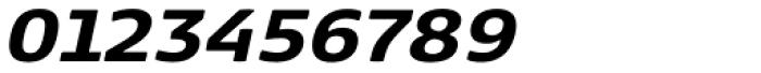 K�benhavn Extra Bold Italic Font OTHER CHARS