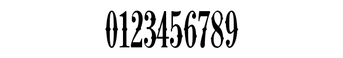 K22 Ambelyn Condensed Font OTHER CHARS