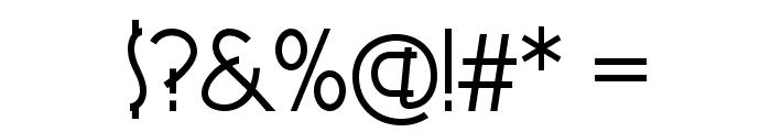 K22 Lawenta Font OTHER CHARS