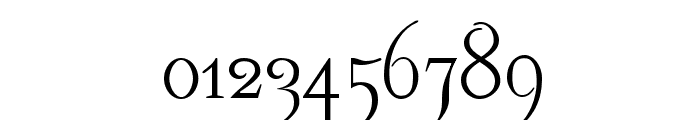 K22 Monastic Font OTHER CHARS
