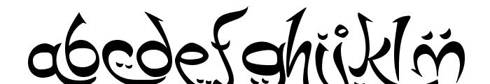 K22 Timbuctu Font UPPERCASE