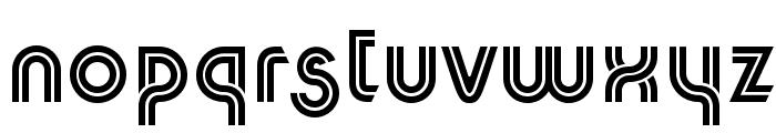K22Plural Font LOWERCASE