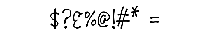K26DewdropDaisies Font OTHER CHARS