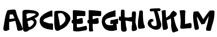 K26Swashbuckle Font LOWERCASE