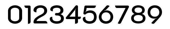 K2D Medium Font OTHER CHARS
