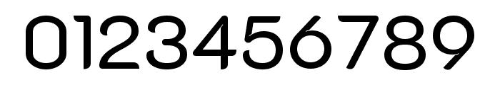 K2D Regular Font OTHER CHARS