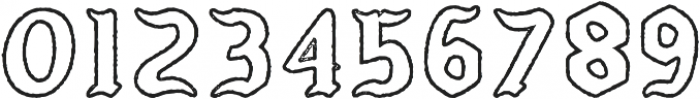 KARSONLINE PRESS Regular otf (400) Font OTHER CHARS