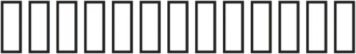 KATinySweets ttf (400) Font LOWERCASE