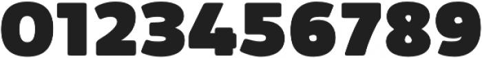 Kabrio Alternate Heavy otf (800) Font OTHER CHARS