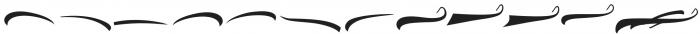 Kadisoka Swash otf (400) Font UPPERCASE