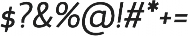 Kahlo Essential Black Italic otf (900) Font OTHER CHARS