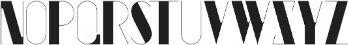 Kaiju II ttf (400) Font LOWERCASE