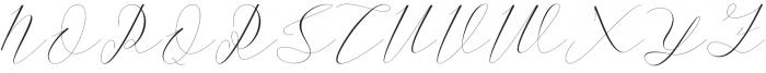 Kaitlyne otf (400) Font UPPERCASE