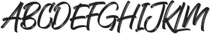 Kaiya Land ttf (400) Font UPPERCASE