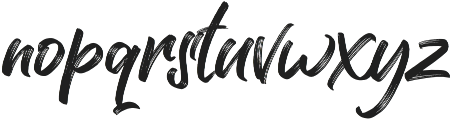 Kaiya Land ttf (400) Font LOWERCASE