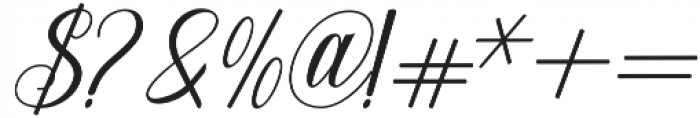 Kalanchoe otf (400) Font OTHER CHARS
