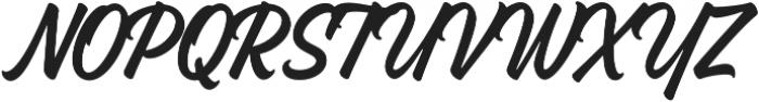 Kaleidos Smooth otf (400) Font UPPERCASE