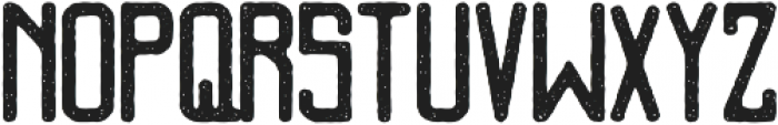 Kalemun Rough otf (400) Font LOWERCASE
