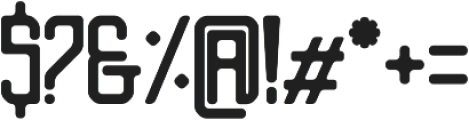 Kalemun otf (400) Font OTHER CHARS
