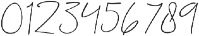 KalisaAlt01 otf (400) Font OTHER CHARS