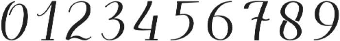 Kalisha Script Bold Regular otf (700) Font OTHER CHARS