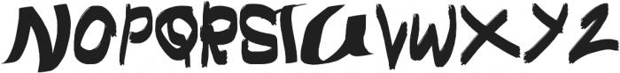Kalliadem otf (400) Font UPPERCASE