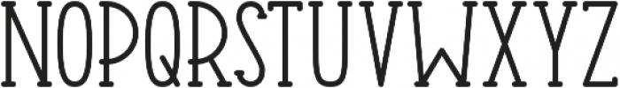 Kalopsia Slab ttf (400) Font LOWERCASE
