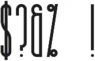 Kalpazan ExtraBold otf (700) Font OTHER CHARS