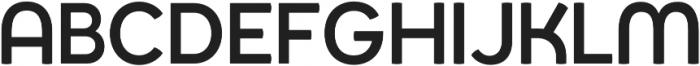 Kamber otf (700) Font UPPERCASE
