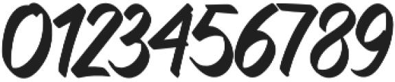 Kancaqu Regular otf (400) Font OTHER CHARS