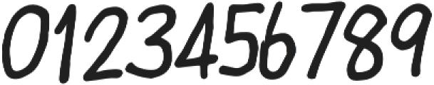 Kanda otf (700) Font OTHER CHARS