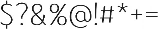 Kandira Alt ttf (200) Font OTHER CHARS