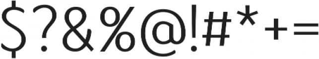 Kandira Alt ttf (300) Font OTHER CHARS