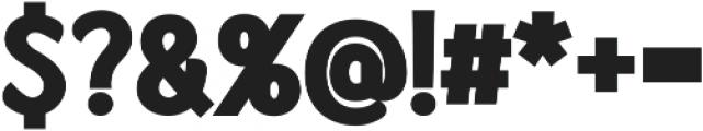 Kandira ttf (900) Font OTHER CHARS