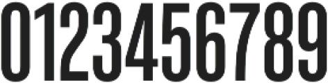 Kaneda Gothic Medium otf (500) Font OTHER CHARS