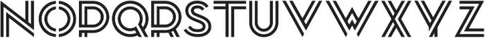Kanji_PA ttf (400) Font UPPERCASE