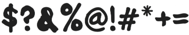 Kanover otf (400) Font OTHER CHARS
