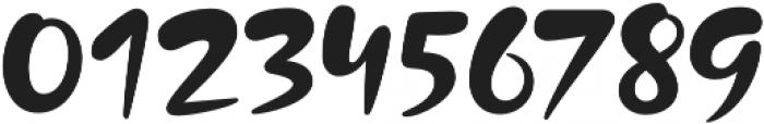 Kapelka New otf (400) Font OTHER CHARS