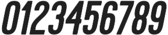Kapra Regular Italic otf (400) Font OTHER CHARS