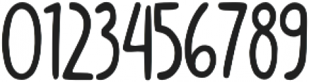 Kapslock otf (400) Font OTHER CHARS