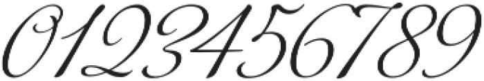 Kapture Regular otf (400) Font OTHER CHARS