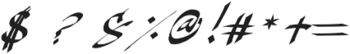 Karacca otf (400) Font OTHER CHARS