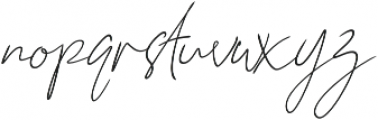 Karimun Jawa Italic otf (400) Font LOWERCASE