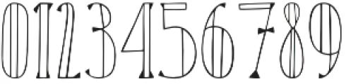 Karl Blackfoot otf (900) Font OTHER CHARS
