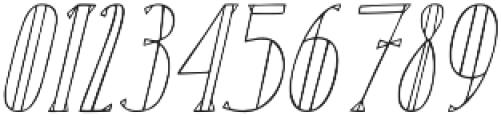 Karl White Oblique otf (400) Font OTHER CHARS